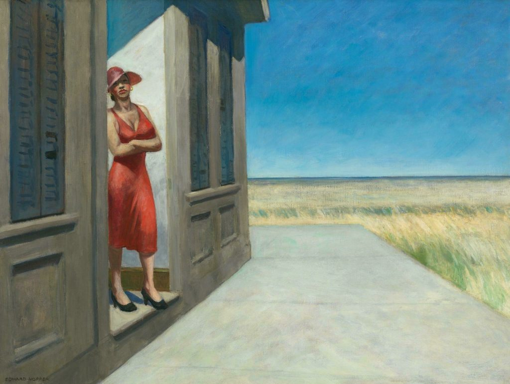 Edward Hopper: Carolina Morning