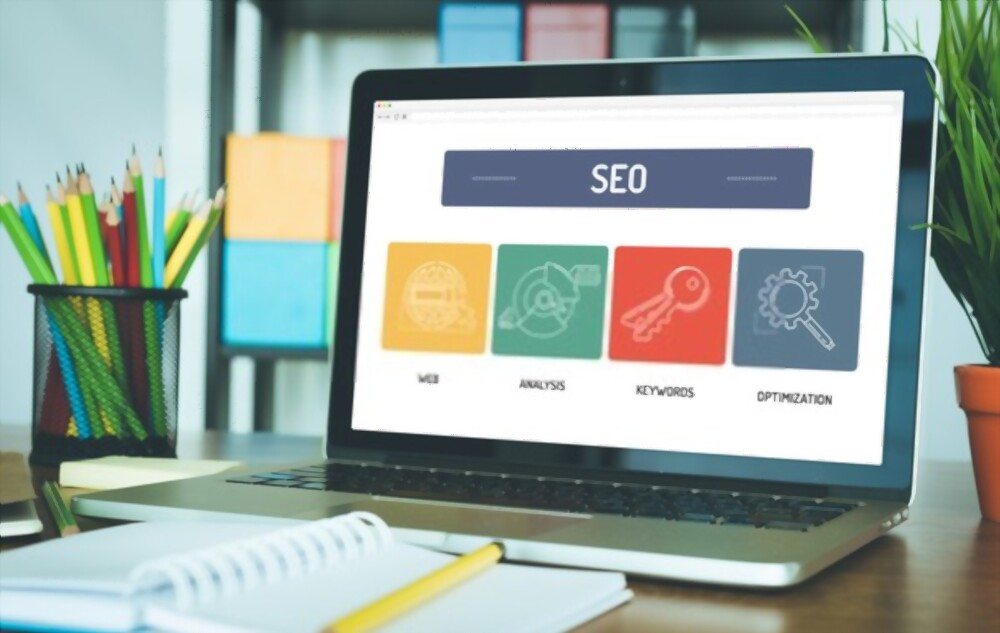 SEO on page and SEO off page