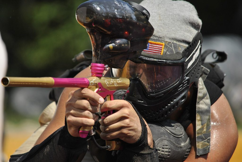 Which is the most fun Airsoft or Paintball games?